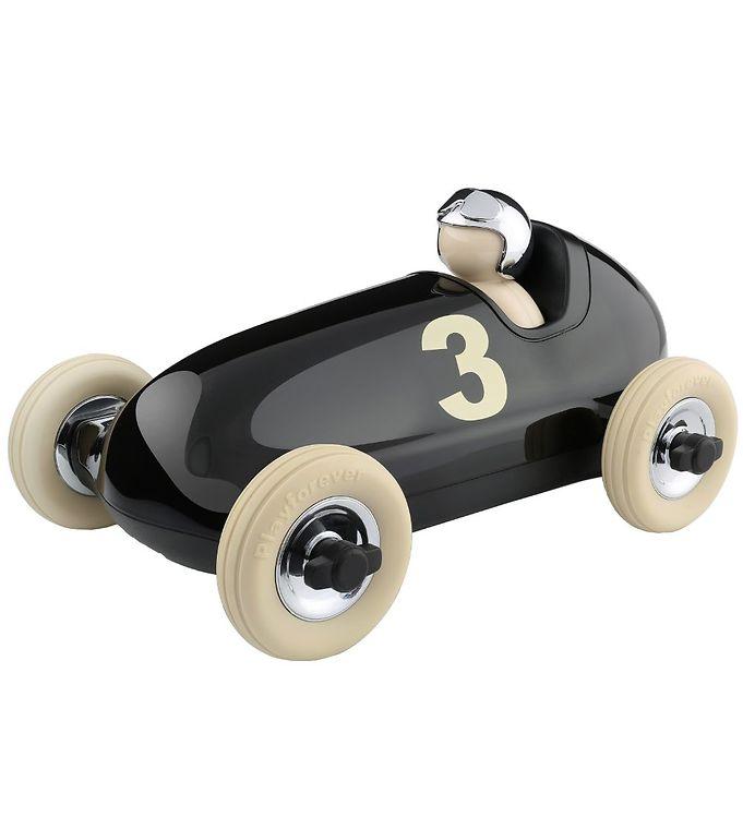 Image of Playforever Racerbil - Bruno - Sort (MJ400)