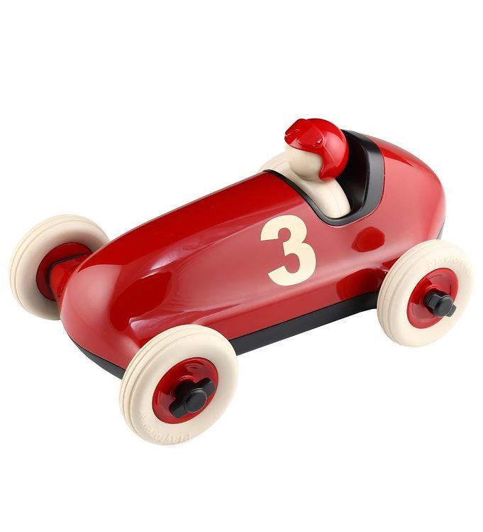 Image of Playforever Racerbil - 27 cm - Bruno - Rød (MJ404)