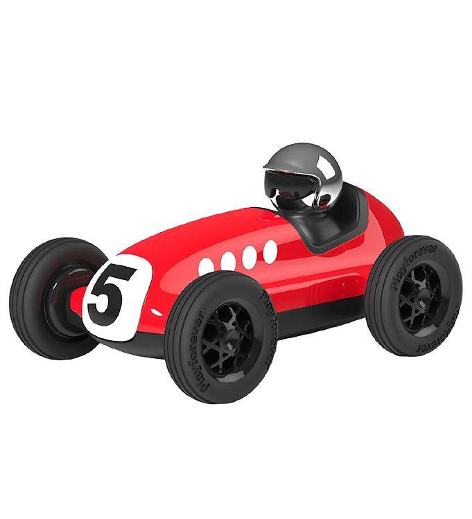 Image of Playforever Racerbil - 13,8 cm - Lorentino - Marino (MJ413)