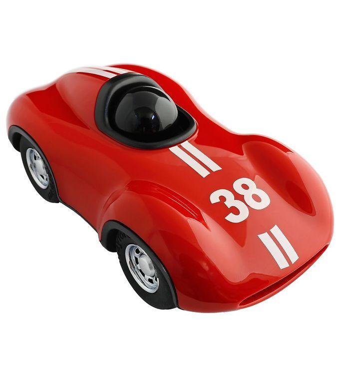 Image of Playforever Racerbil - 17 cm - Le Mans - Rød (MJ418)