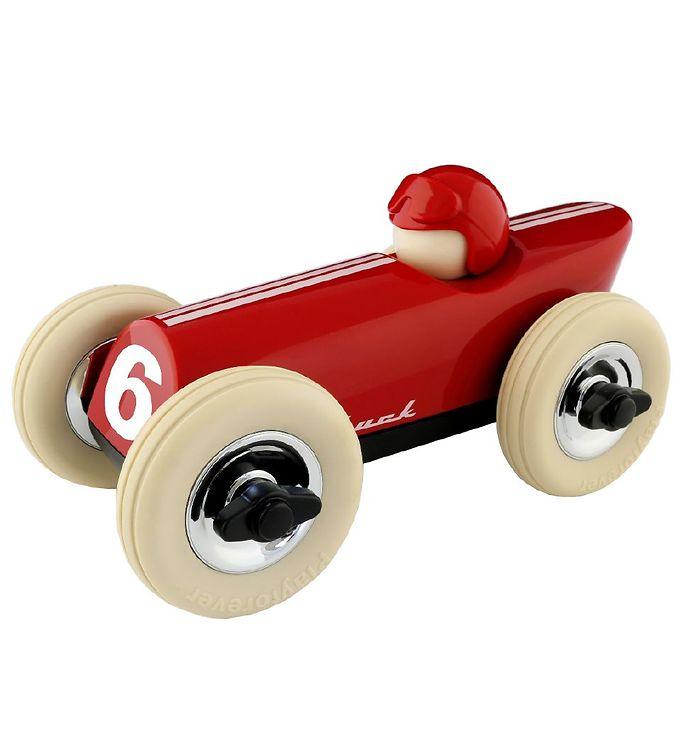 Image of Playforever Racerbil - 21,5 cm - Buck - Rød (MJ419)