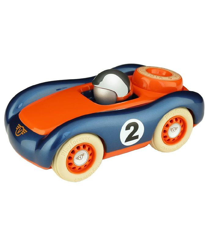 Image of Playforever Racerbil - 14 cm - Viglietta - Jasper (MJ424)