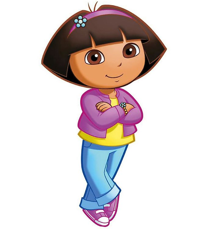 Image of Room Mates Wallstickers - XL - Dora (MJ701)