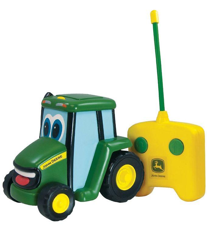 Image of John Deere Fjernstyret Traktor - Johnny (MJ888)