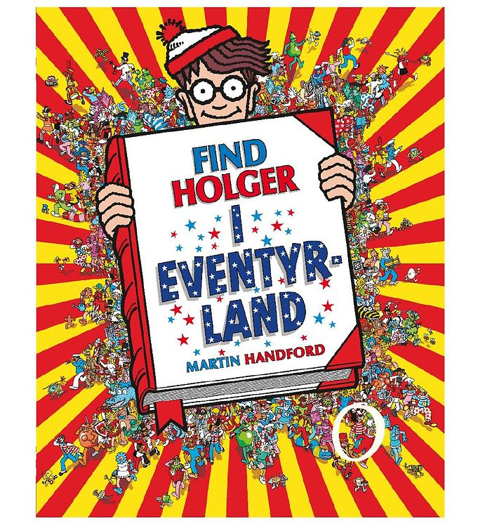 Image of Alvilda Bog - Find Holger I Eventyrland (MJ944)