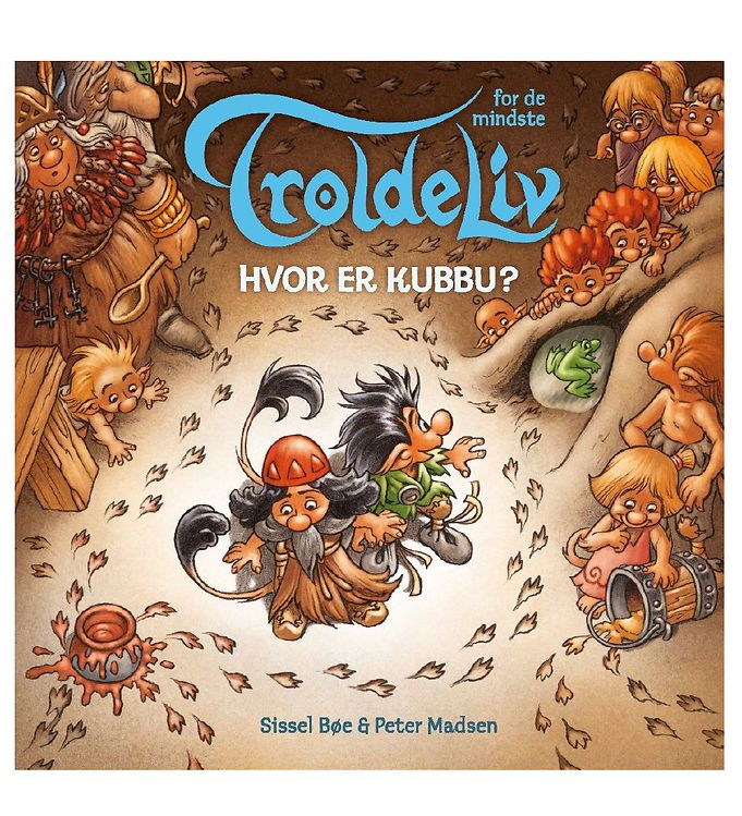 Image of Alvilda Bog - Troldeliv - Hvor Er Kubbu? (MJ947)