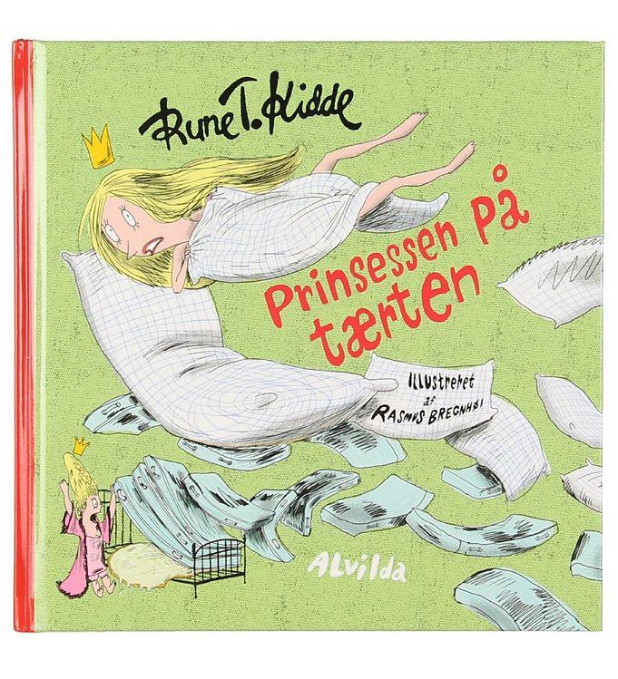 Image of Alvilda Bog - Prinsessen På Tærten (MJ948)
