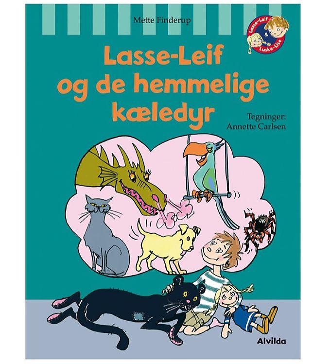 Image of Alvilda Bog - Lasse-Leif & De Hemmelige Kæledyr (MJ950)