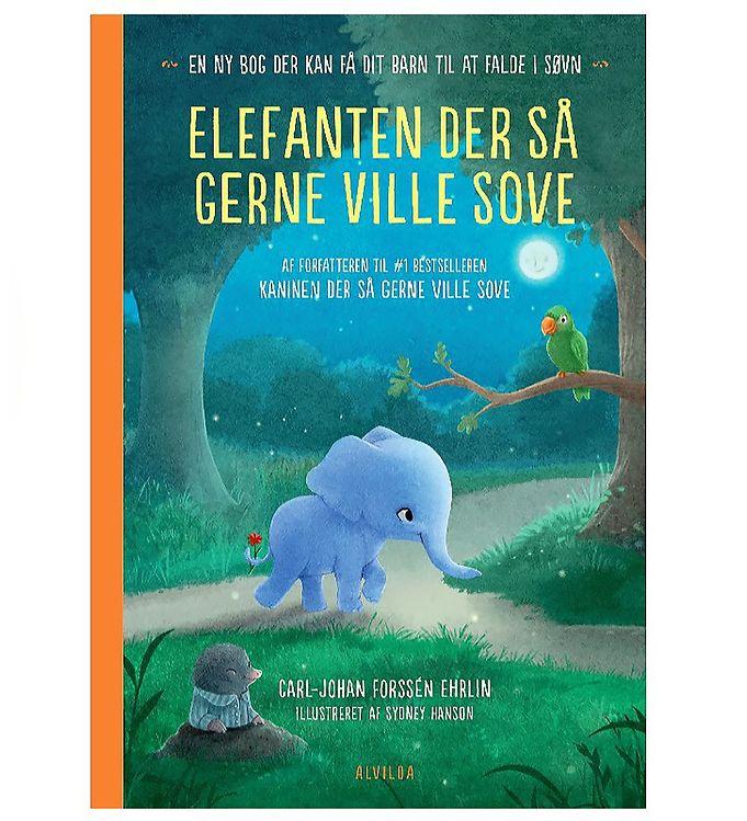 Image of Alvilda Bog - Elefanten Der Så Gerne Ville Sove (MJ951)