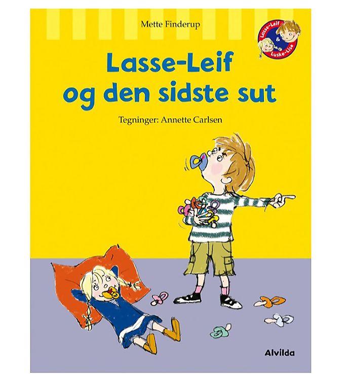 Image of Alvilda Bog - Lasse-Leif & Den Sidste Sut (MJ960)