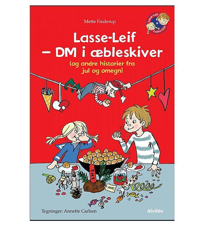 Image of Alvilda Bog - Lasse-Lep - DM i Æbleskiver (MJ973)