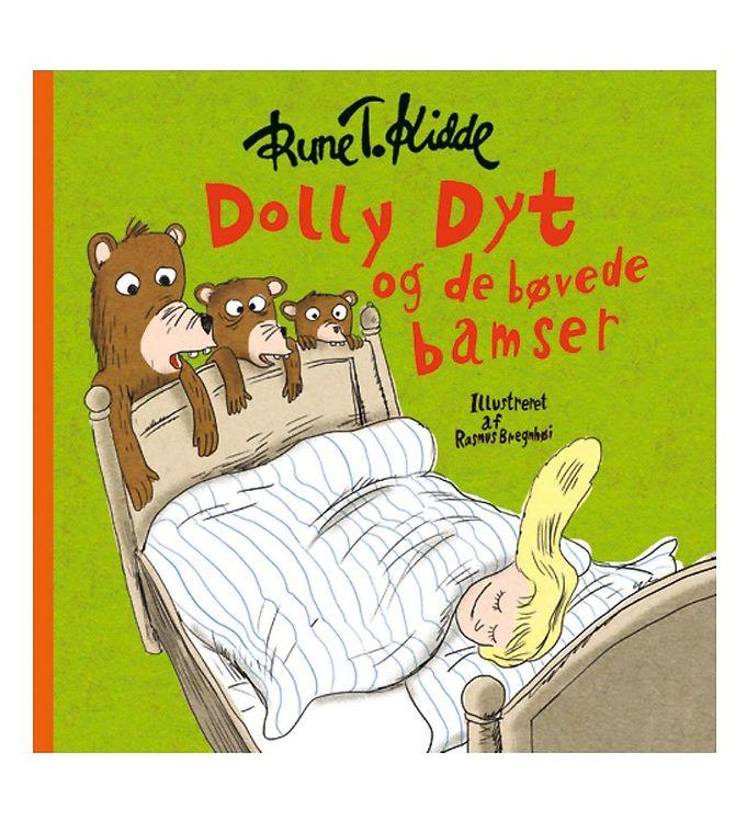 Image of Alvilda Bog - Dolly Dyt & De Bøvede Bamser (MJ976)