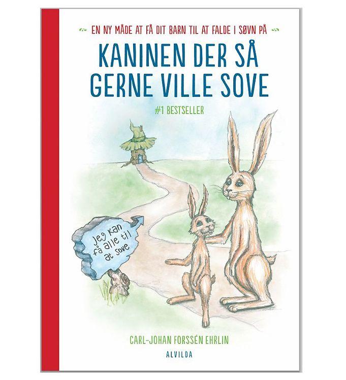 Image of Alvilda Bog - Kaninen Der Så Gerne Ville Sove (MJ978)