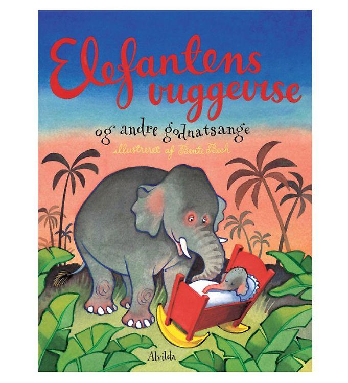 Image of   Alvilda Sangbog - Elefantens Vuggevise