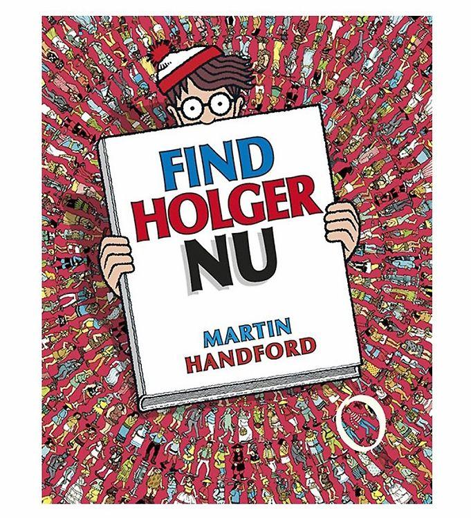 Image of Alvilda Bog - Find Holger Nu (MJ982)