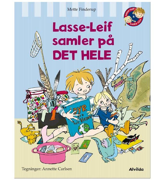 Image of Alvilda Bog - Lasse-Leif Samler På Det Hele (MJ984)