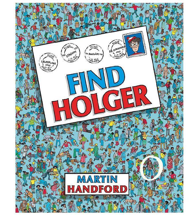Image of Alvilda Bog - Find Holger (MJ988)