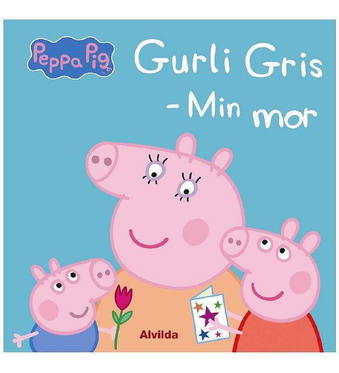 Image of Alvilda Bog Gurli Gris - Min Mor (MJ991)