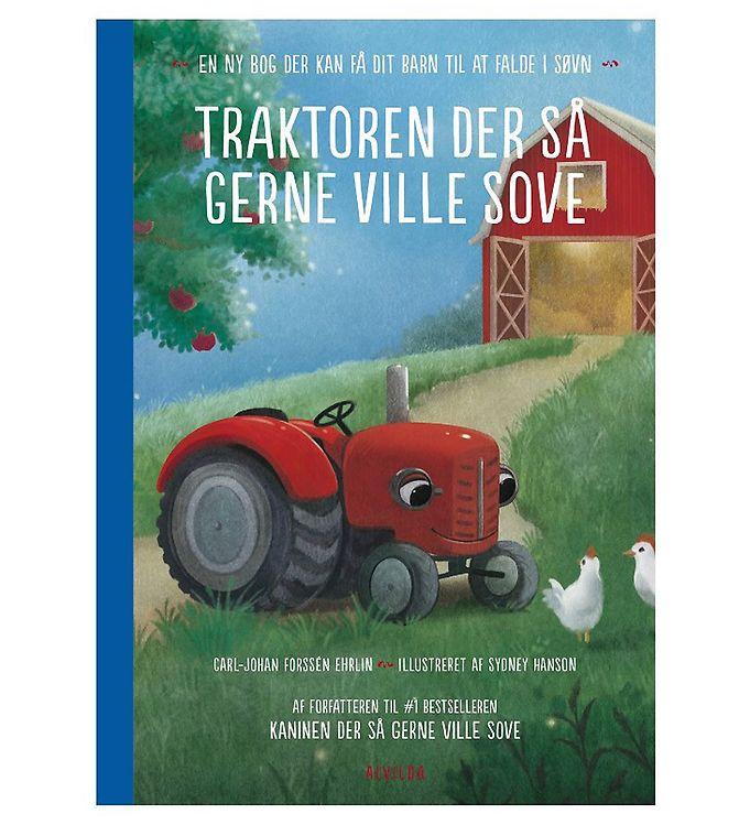 Image of Alvilda Bog - Traktoren Der Så Gerne Ville Sove (MJ993)