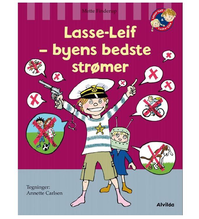 Image of Alvilda Bog - Lasse-Leif - Byens Bedste Strømer (MJ994)