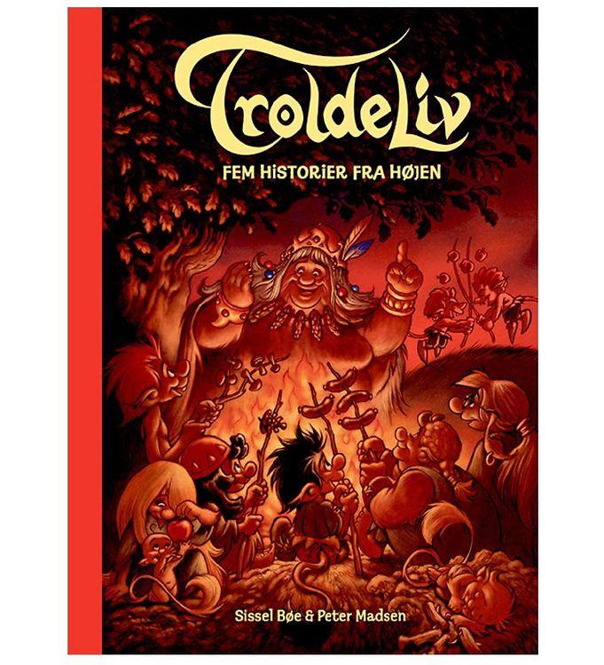 Alvilda Bog - Troldeliv - Fem Historier Fra Højen