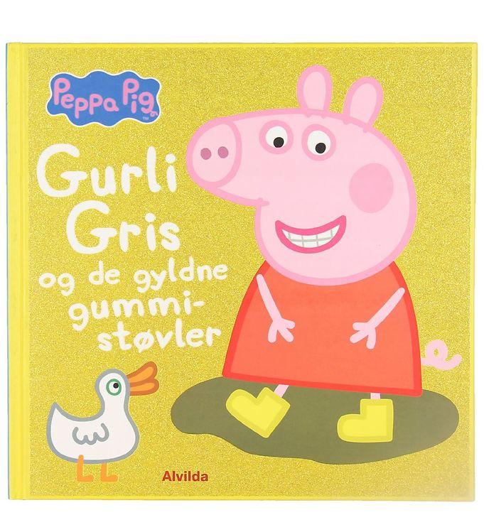 Image of Alvilda Bog - Gurli Gris & De Gyldne Gummistøvler (MK005)