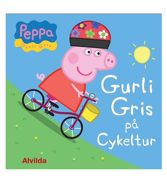 Alvilda Bog - Gurli Gris På Cykeltur