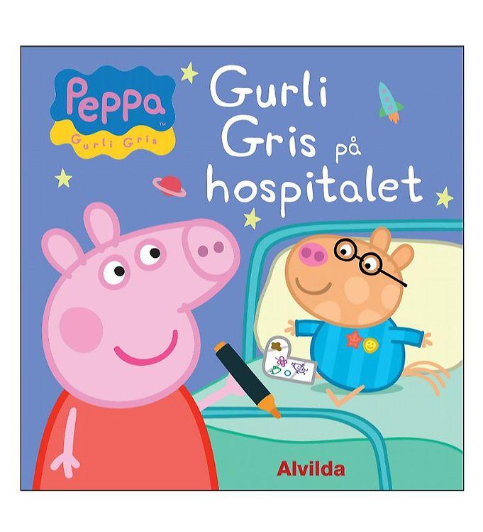 Alvilda Bog - Gurli Gris På Hospitalet
