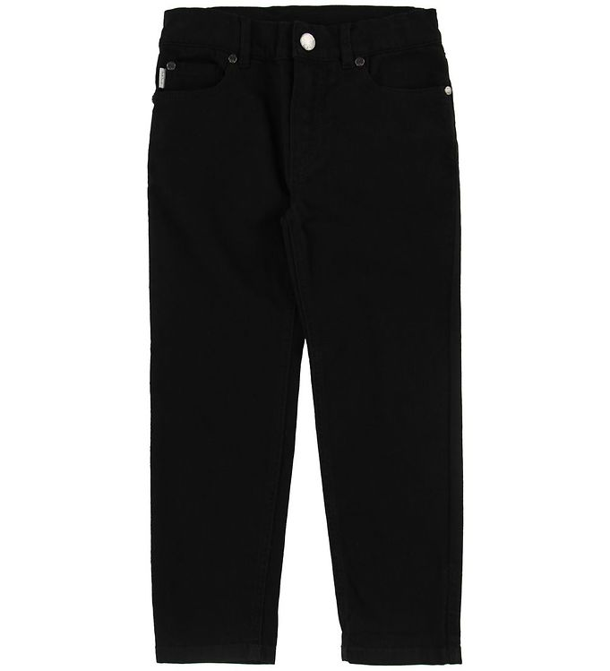 Image of Paul Smith Junior Jeans - Trenner - Sort (MK307)