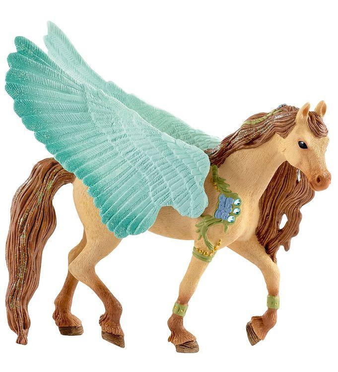 Image of Schleich Bayala - Pegasus Hingst - H: 14 cm (MK414)