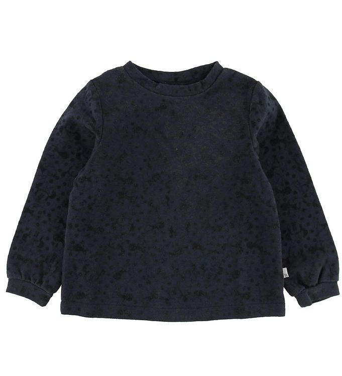 Image of Wheat Disney Bluse - Midnight Blue m. Minnie (MK871)