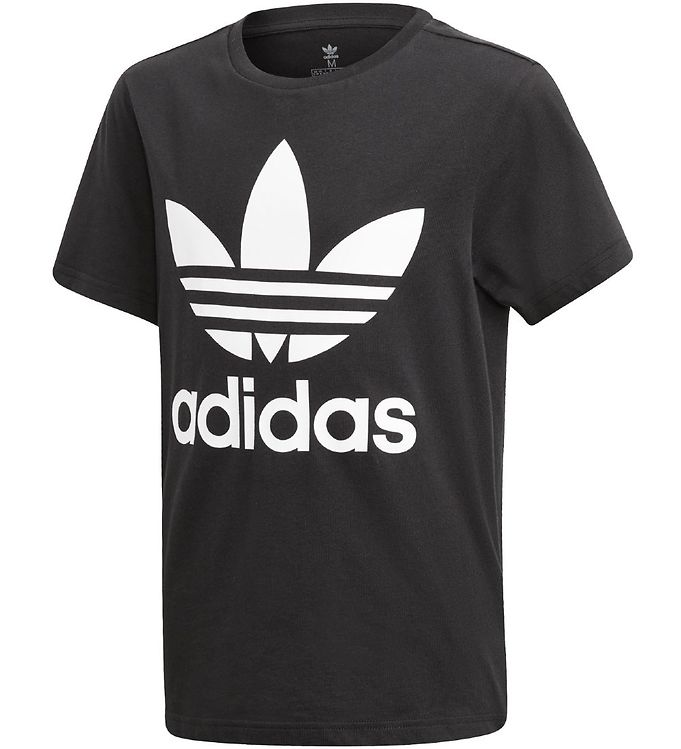 Image of adidas Originals T-shirt - Trefoil - Sort (ML080)