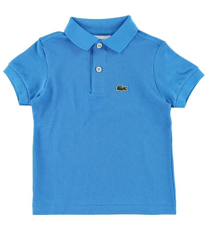 Image of Lacoste Polo - Blå (ML516)