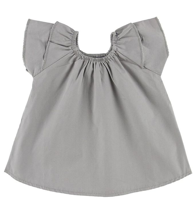 Image of Gro Top - Louise - Light Grey (ML565)