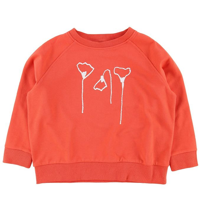 Image of Gro Sweatshirt - Abby - Matt Red (ML573)