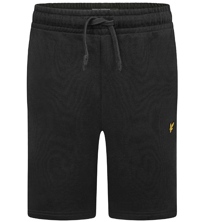 Image of Lyle & Scott Junior Shorts - Sort (MN057)