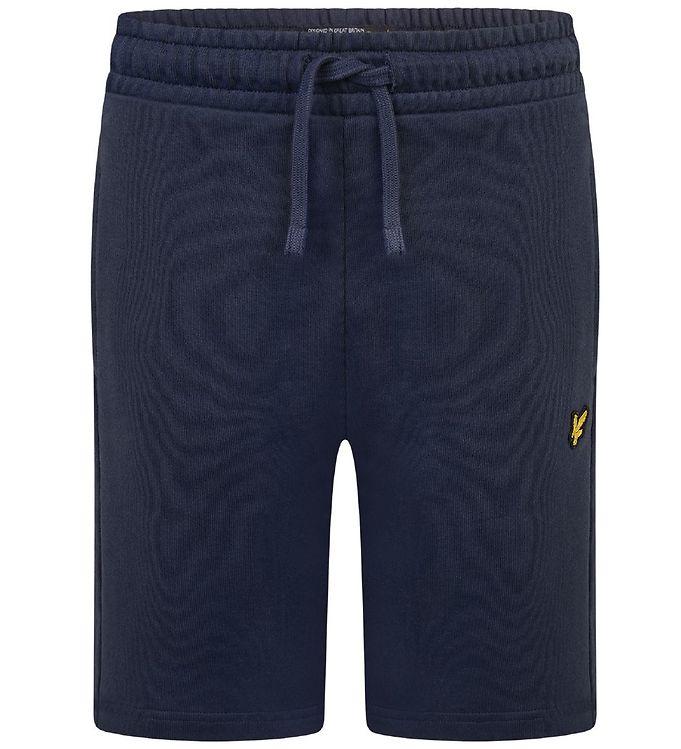 Image of Lyle & Scott Junior Shorts - Navy (MN058)