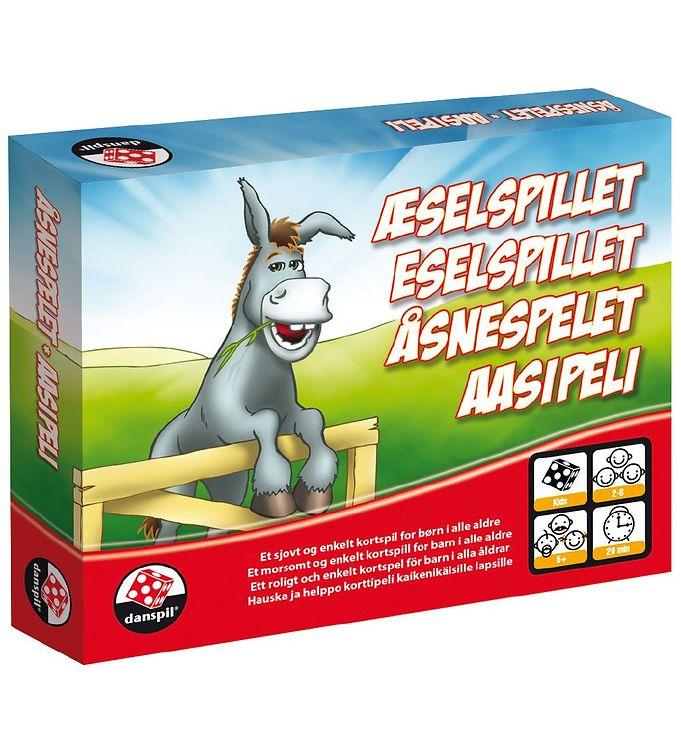 Danspil Kortspil - Æselspillet