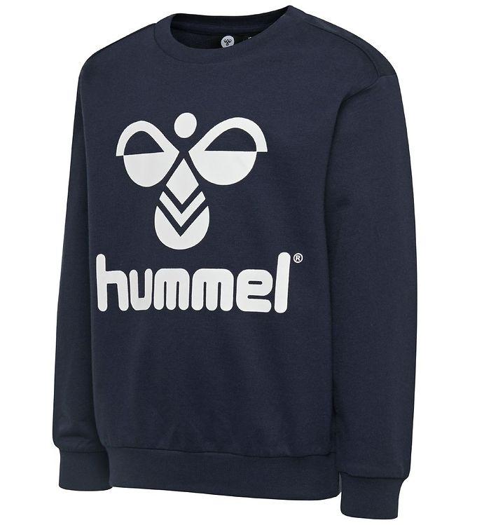 Image of Hummel Sweatshirt - Dos - Navy (MO212)
