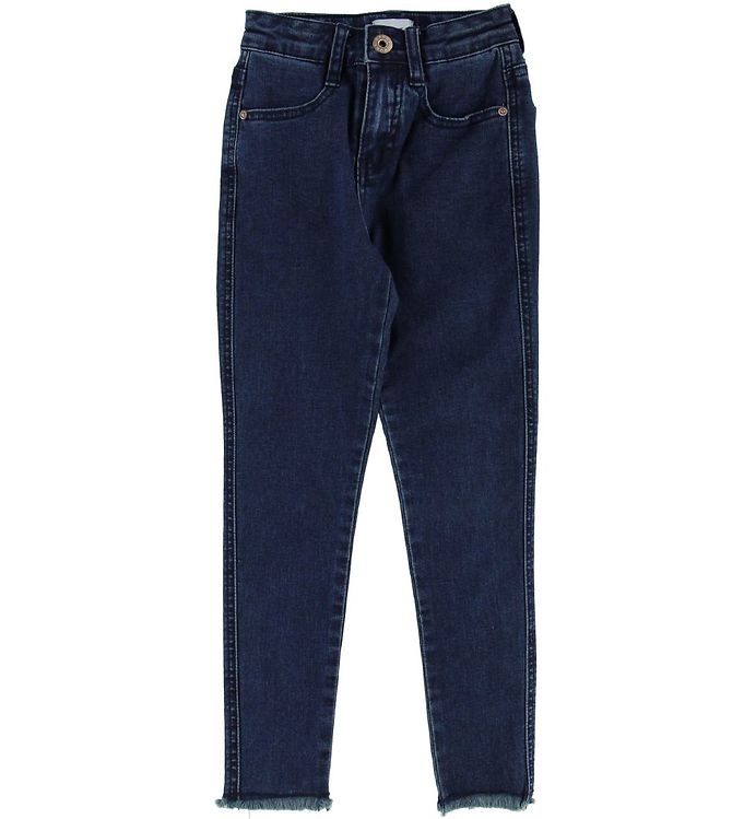 Image of Grunt Jeans - Jegging - Navy (MO263)