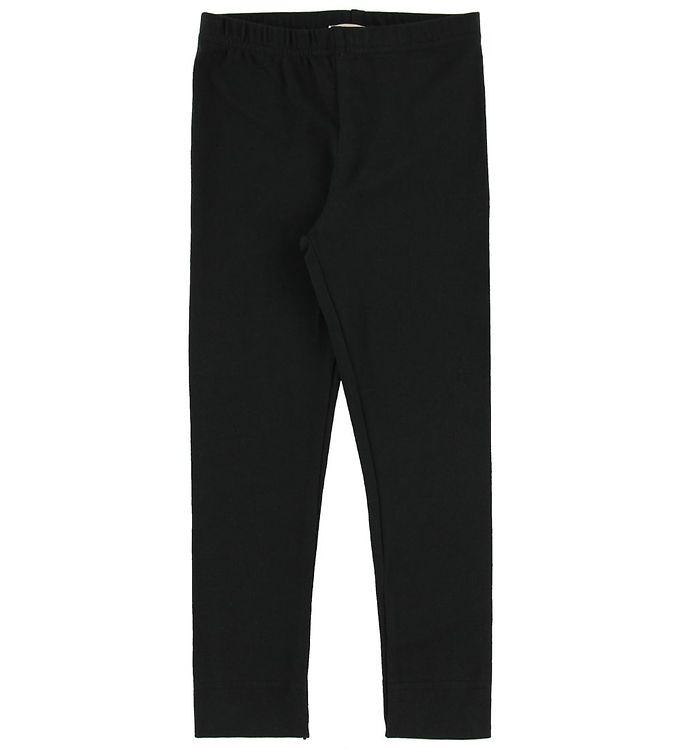 Image of MarMar Leggings - Lisa - Jersey - Sort (MO436)