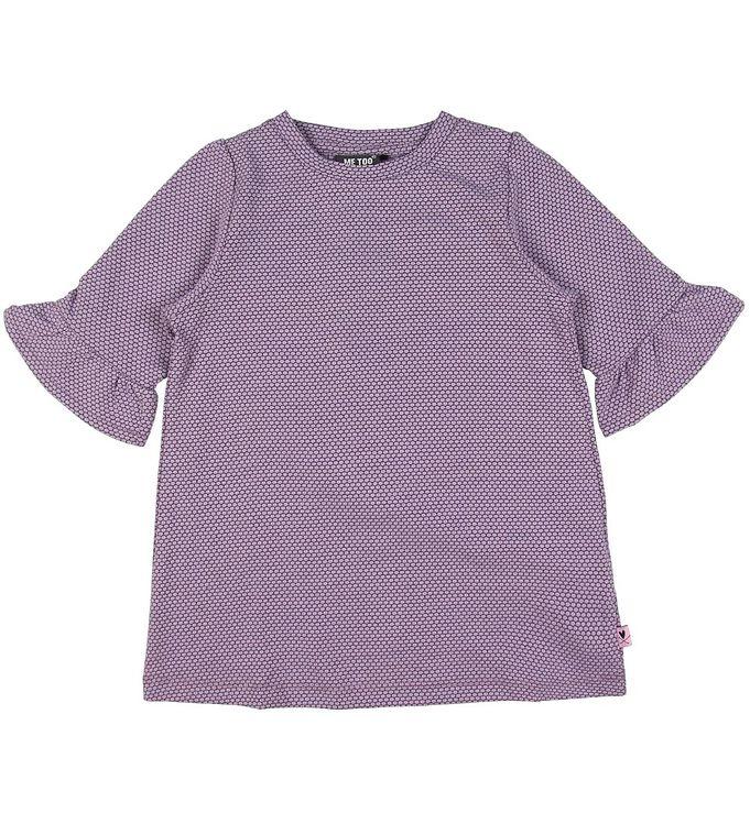 Image of Me Too T-shirt - Lilla (MO796)