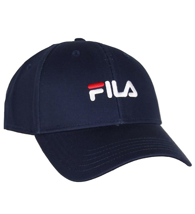 Image of Fila Kasket - Navy m. Logo (MP267)