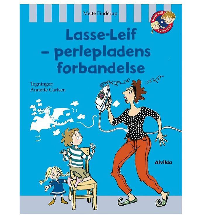 Image of Alvilda Bog - Lasse-Leif - Perlepladens Forbandelse (MP343)