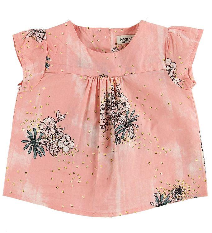 Image of MarMar T-shirt - Tuss - Morning Rose Lilies (MP713)