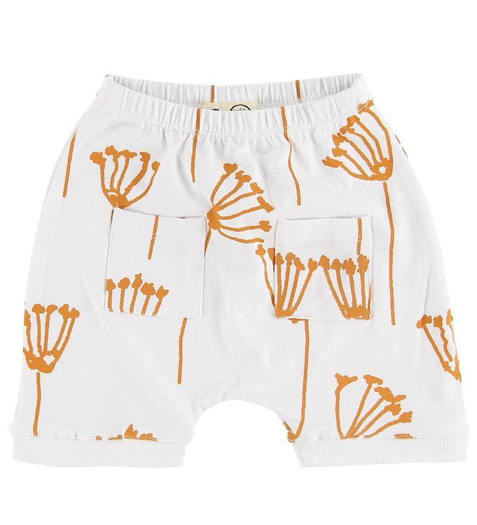 Image of Gro Shorts - Drini - White (MP753)