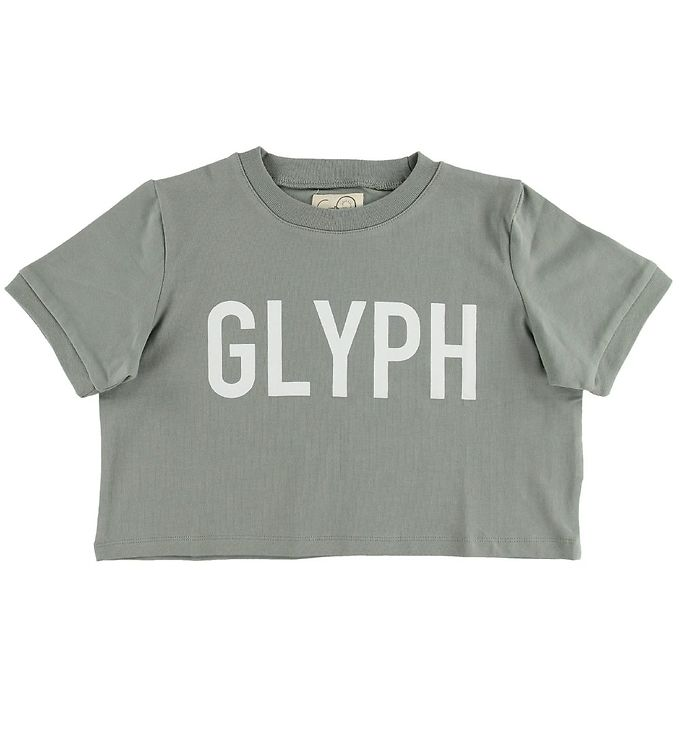 Image of Gro T-shirt - Ulla - Moss Grey (MP762)