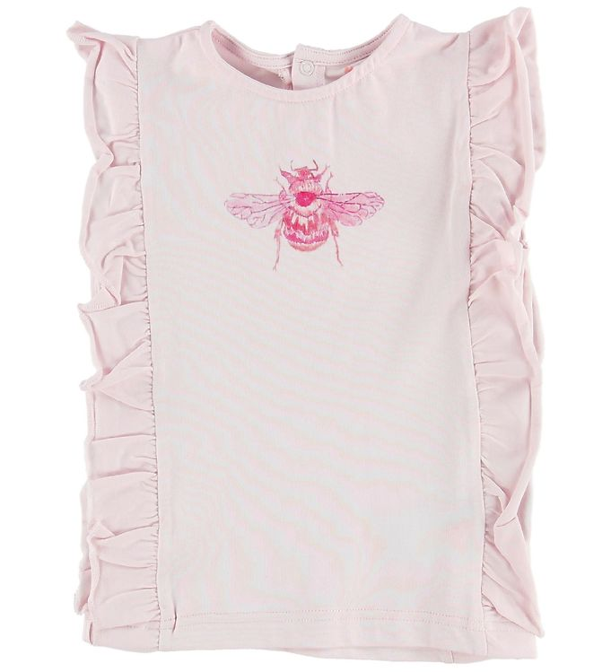 Image of Mini A Ture T-shirt - Mirra - Delicacy Pink m. Bi (MP965)