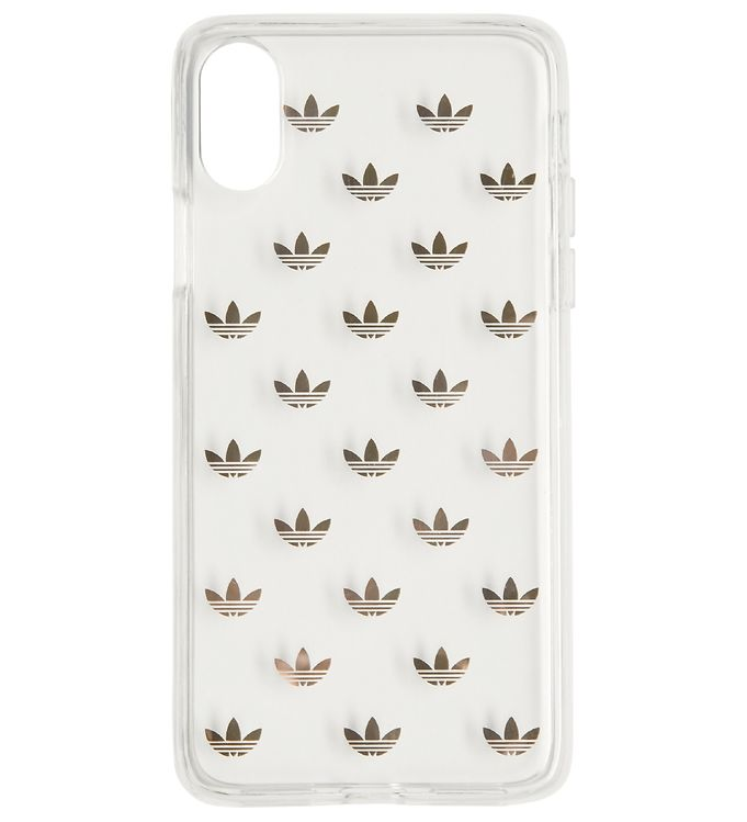 Image of   adidas Originals Cover - Entry - iPhone XS - Rosegold