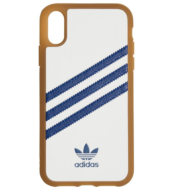 Image of   adidas Originals Cover - 3-Stripes - iPhone XR - White